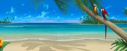 Fototapety Plaże/Morze